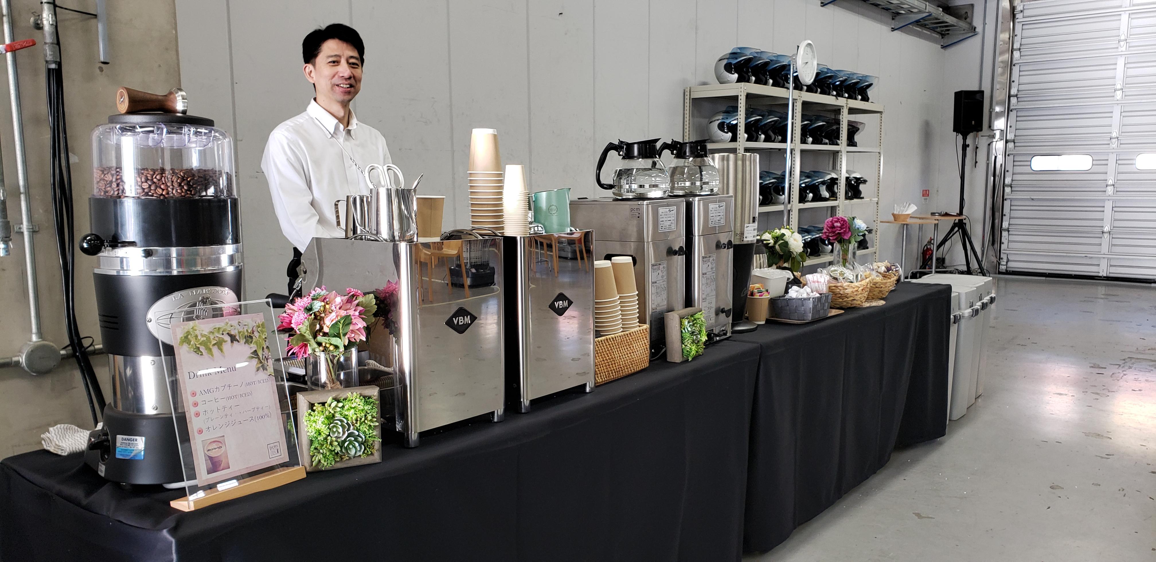 カフェコーナー 富士スピードウェイ