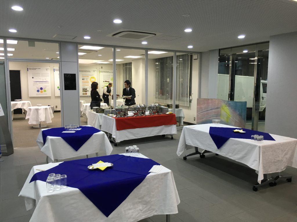 大阪大学 懇親会
