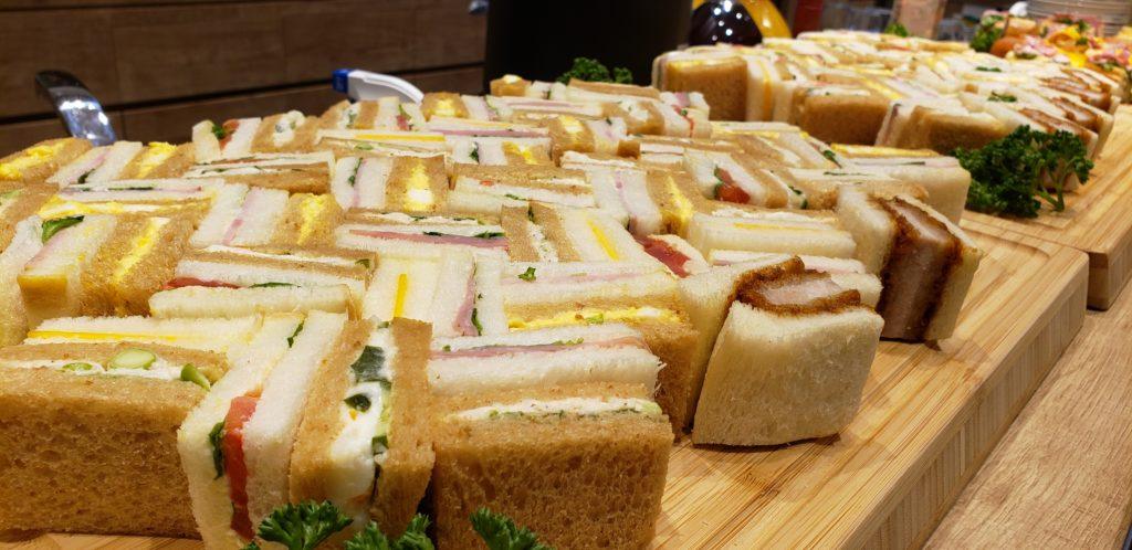 パーティ サンドイッチ