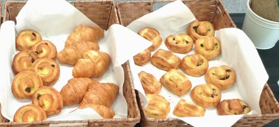 パン コーヒーブレイク