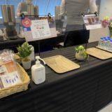 Meet in Kobe 感染症対策 ドリンクサービス