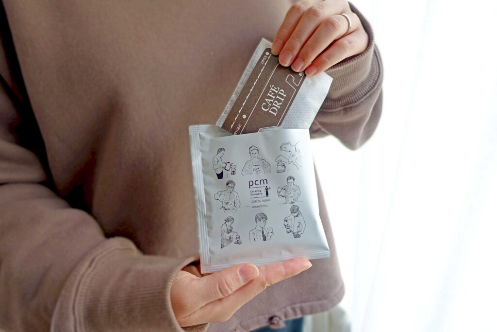 オリジナルデザイン オリジナルドリップバッグ オリジナル印刷